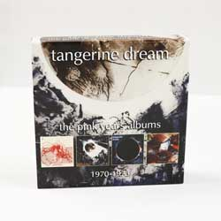Tangerine Dream Pink Years Box