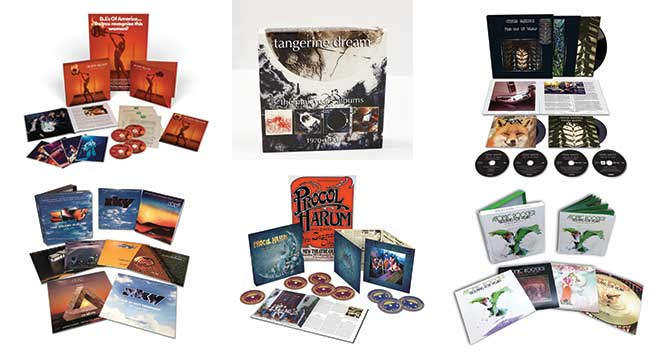 Christmas Box Sets